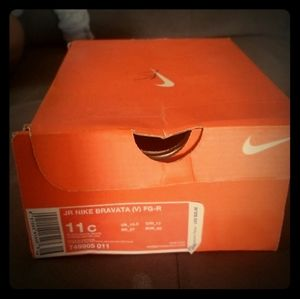 Nike Soccer Cleats Sz.11c toddler